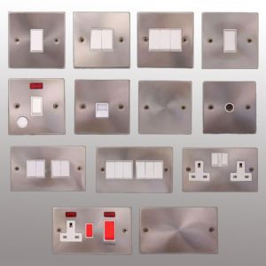 Electrical Switch Socket & Wall Sockets Switches | Powerstarelectricals.co.uk